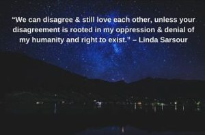 linda sarsour quotes on humanity