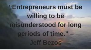 jeff bezos quotes on entrepreneurs