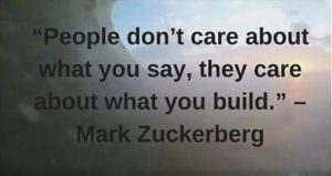 mark zuckerberg quotes on success